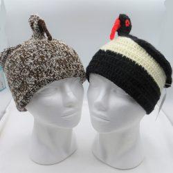 Hand knitted/Crochet Hats